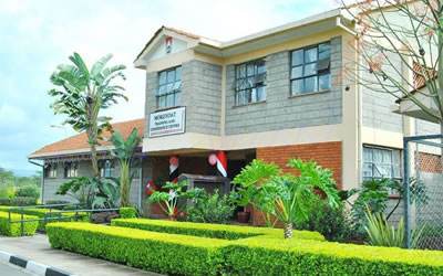 Morendat Training Resort