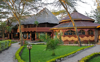 Sweet Lake Resort